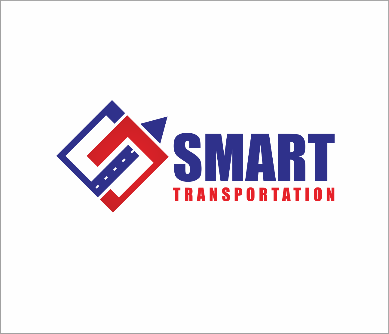 Logo Design by Armada Jamaluddin - Entry No. 153 in the Logo Design Contest Imaginative Logo Design for Smart Transportation.