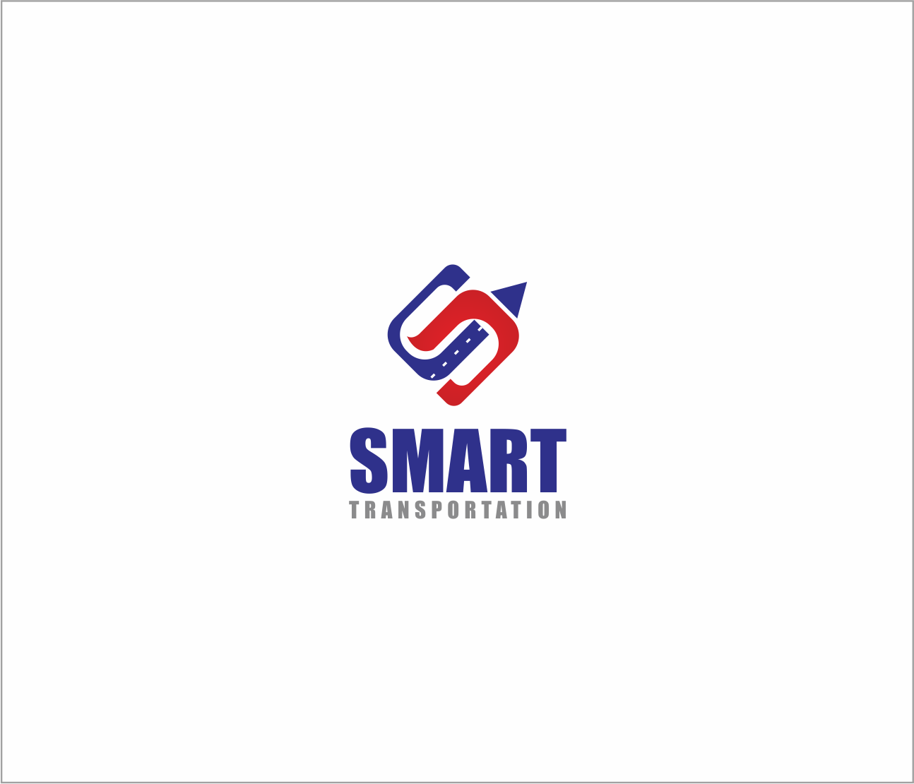 Logo Design by Armada Jamaluddin - Entry No. 154 in the Logo Design Contest Imaginative Logo Design for Smart Transportation.