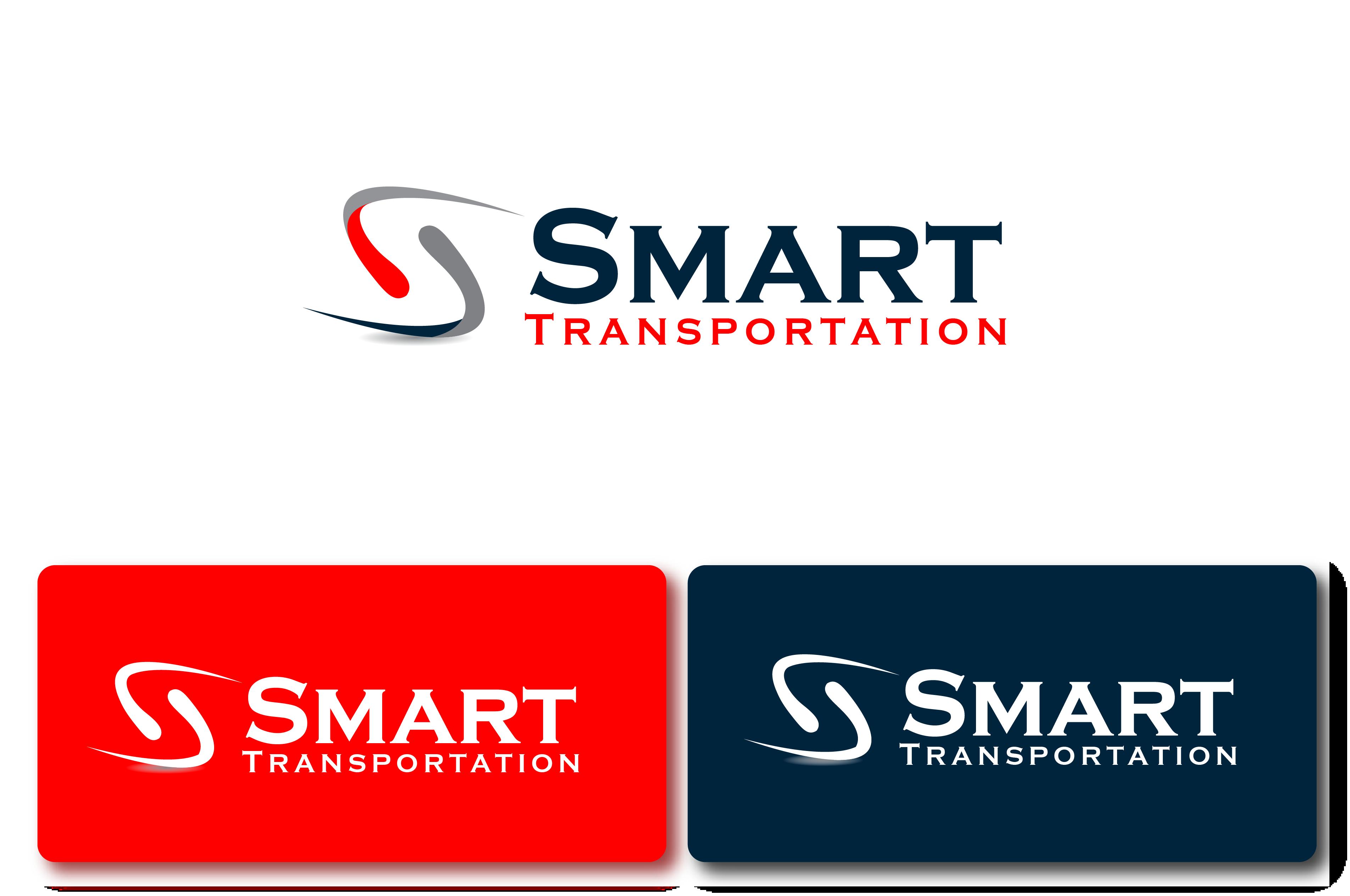 Logo Design by Private User - Entry No. 157 in the Logo Design Contest Imaginative Logo Design for Smart Transportation.