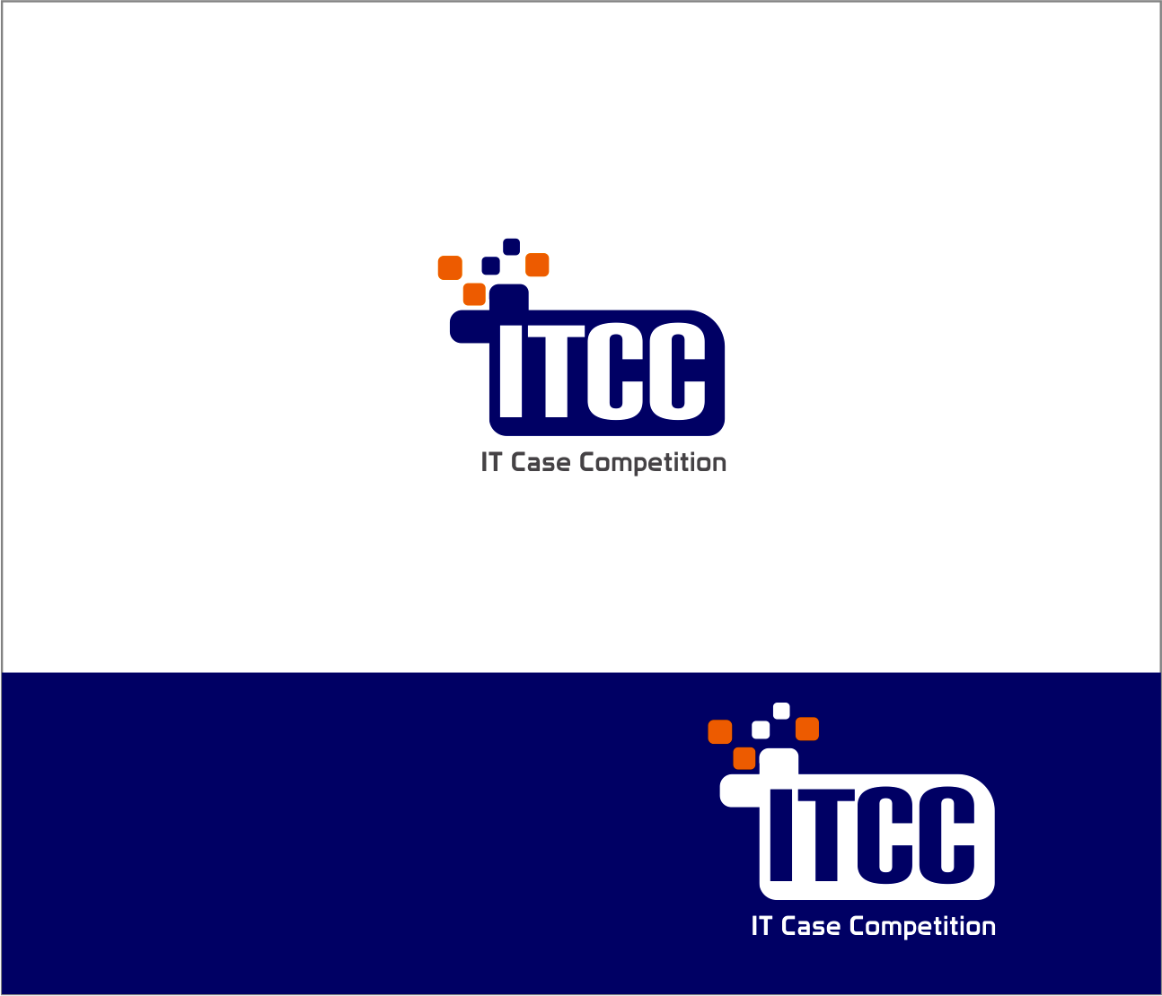 Logo Design by Armada Jamaluddin - Entry No. 41 in the Logo Design Contest Inspiring Logo Design for ITCC.