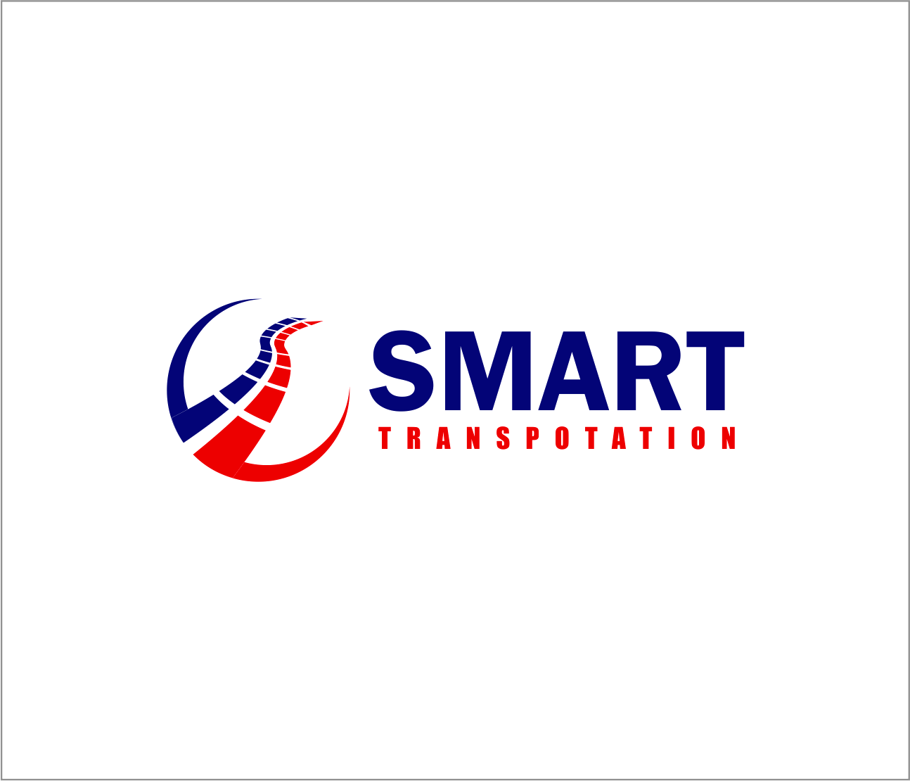 Logo Design by Armada Jamaluddin - Entry No. 162 in the Logo Design Contest Imaginative Logo Design for Smart Transportation.