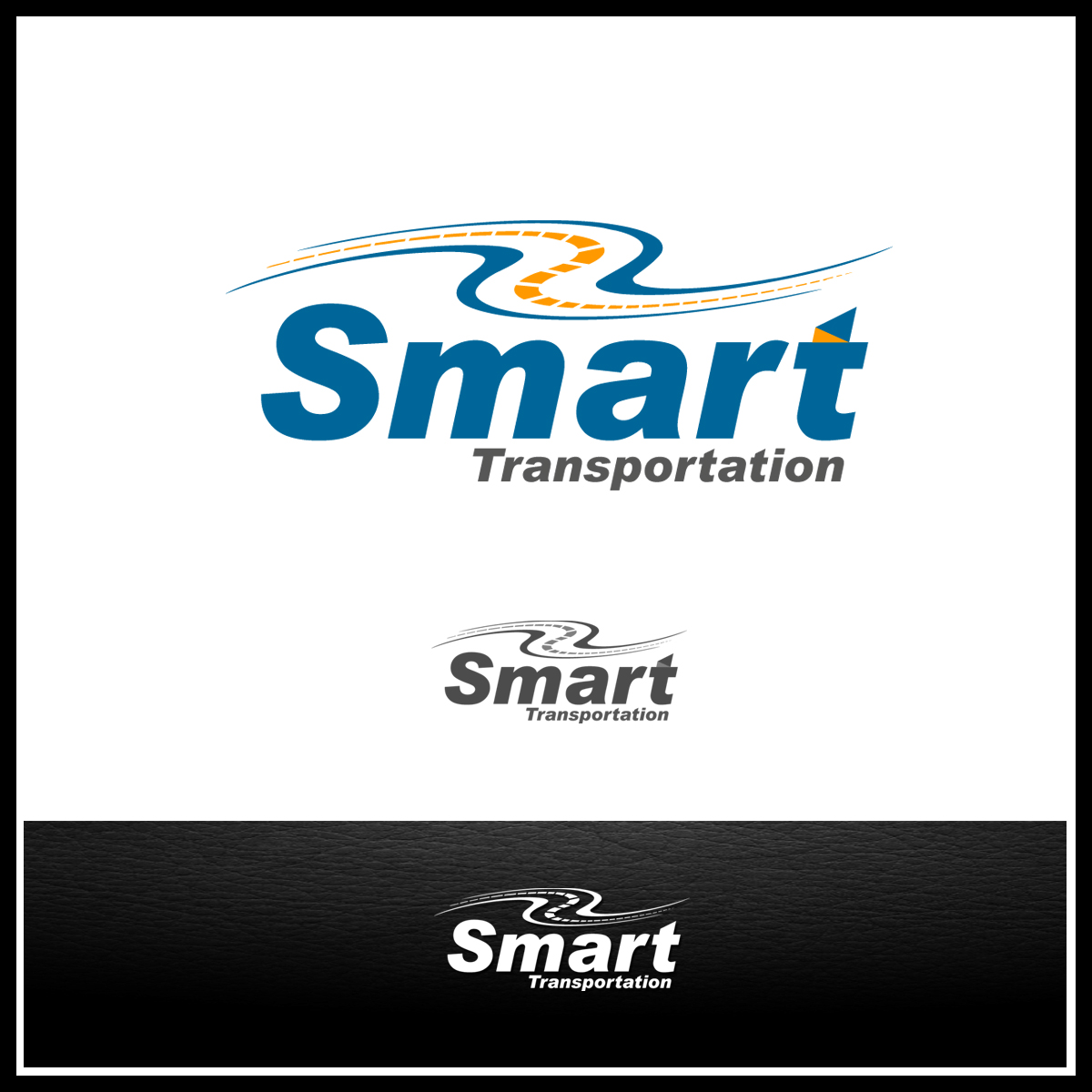Logo Design by pixdesign - Entry No. 163 in the Logo Design Contest Imaginative Logo Design for Smart Transportation.