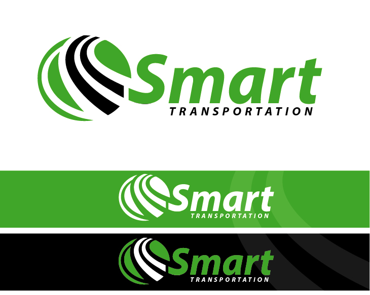 Logo Design by VENTSISLAV KOVACHEV - Entry No. 164 in the Logo Design Contest Imaginative Logo Design for Smart Transportation.