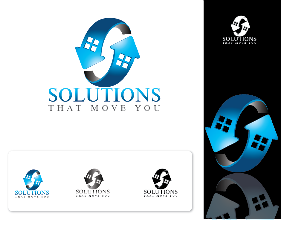 Logo Design by brands_in - Entry No. 205 in the Logo Design Contest Imaginative Logo Design for Solutions That Move You.