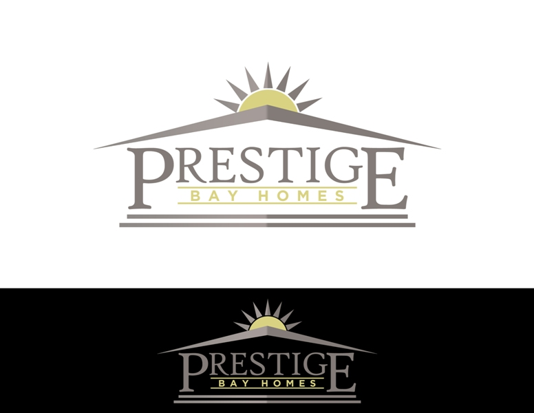 Logo Design by Juan_Kata - Entry No. 170 in the Logo Design Contest Imaginative Logo Design for Prestige Bay Homes.