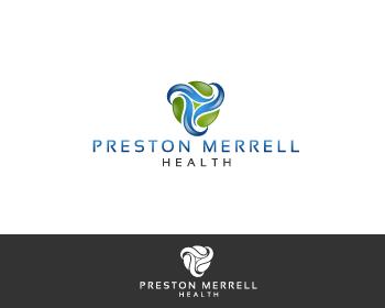 Logo Design by Private User - Entry No. 101 in the Logo Design Contest Creative Logo Design for Preston Merrell Health.