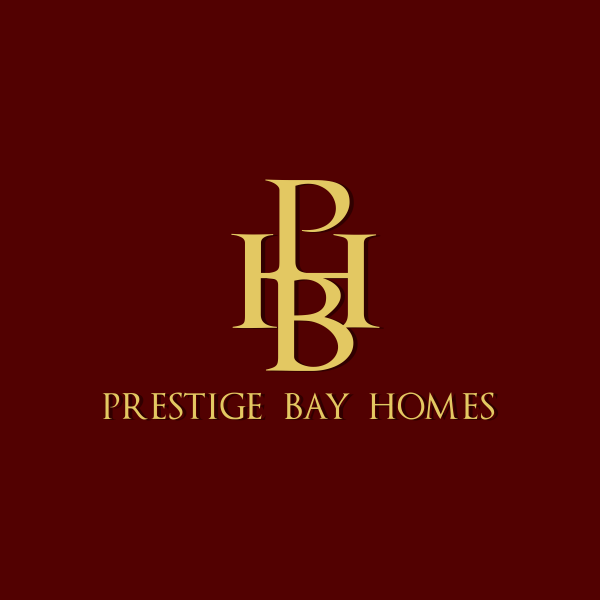 Logo Design by Rudy - Entry No. 171 in the Logo Design Contest Imaginative Logo Design for Prestige Bay Homes.