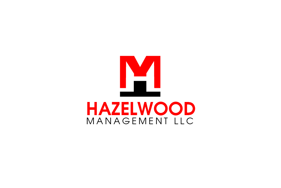 Logo Design by Private User - Entry No. 13 in the Logo Design Contest Hazelwood Management LLC Logo Design.