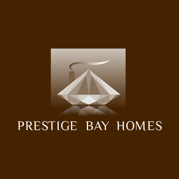 Logo Design by Rudy - Entry No. 172 in the Logo Design Contest Imaginative Logo Design for Prestige Bay Homes.