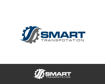 Logo Design by Private User - Entry No. 168 in the Logo Design Contest Imaginative Logo Design for Smart Transportation.