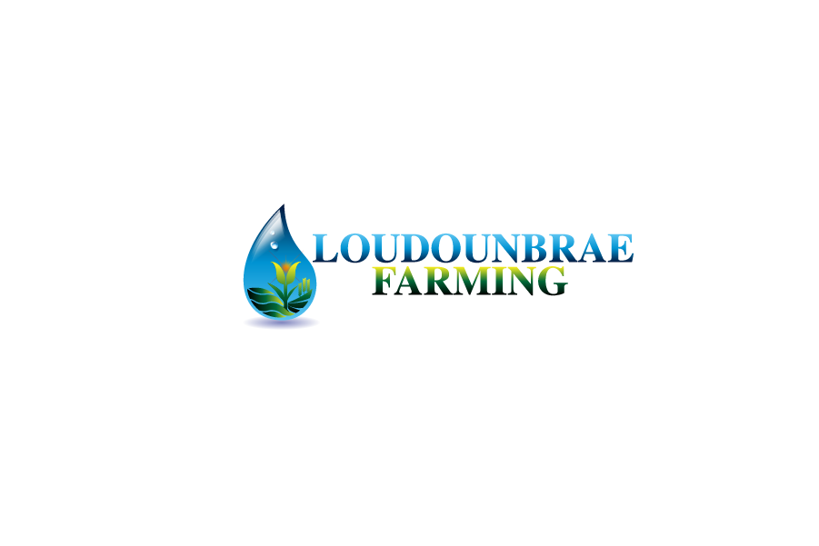 Logo Design by Private User - Entry No. 67 in the Logo Design Contest Creative Logo Design for Loudounbrae Farming.