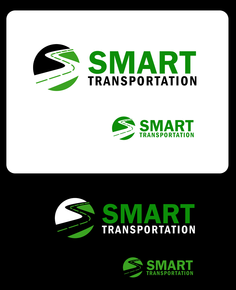 Logo Design by Private User - Entry No. 171 in the Logo Design Contest Imaginative Logo Design for Smart Transportation.