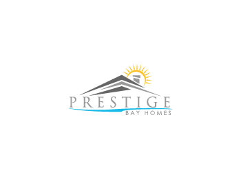 Logo Design by Private User - Entry No. 173 in the Logo Design Contest Imaginative Logo Design for Prestige Bay Homes.