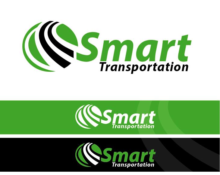 Logo Design by VENTSISLAV KOVACHEV - Entry No. 174 in the Logo Design Contest Imaginative Logo Design for Smart Transportation.