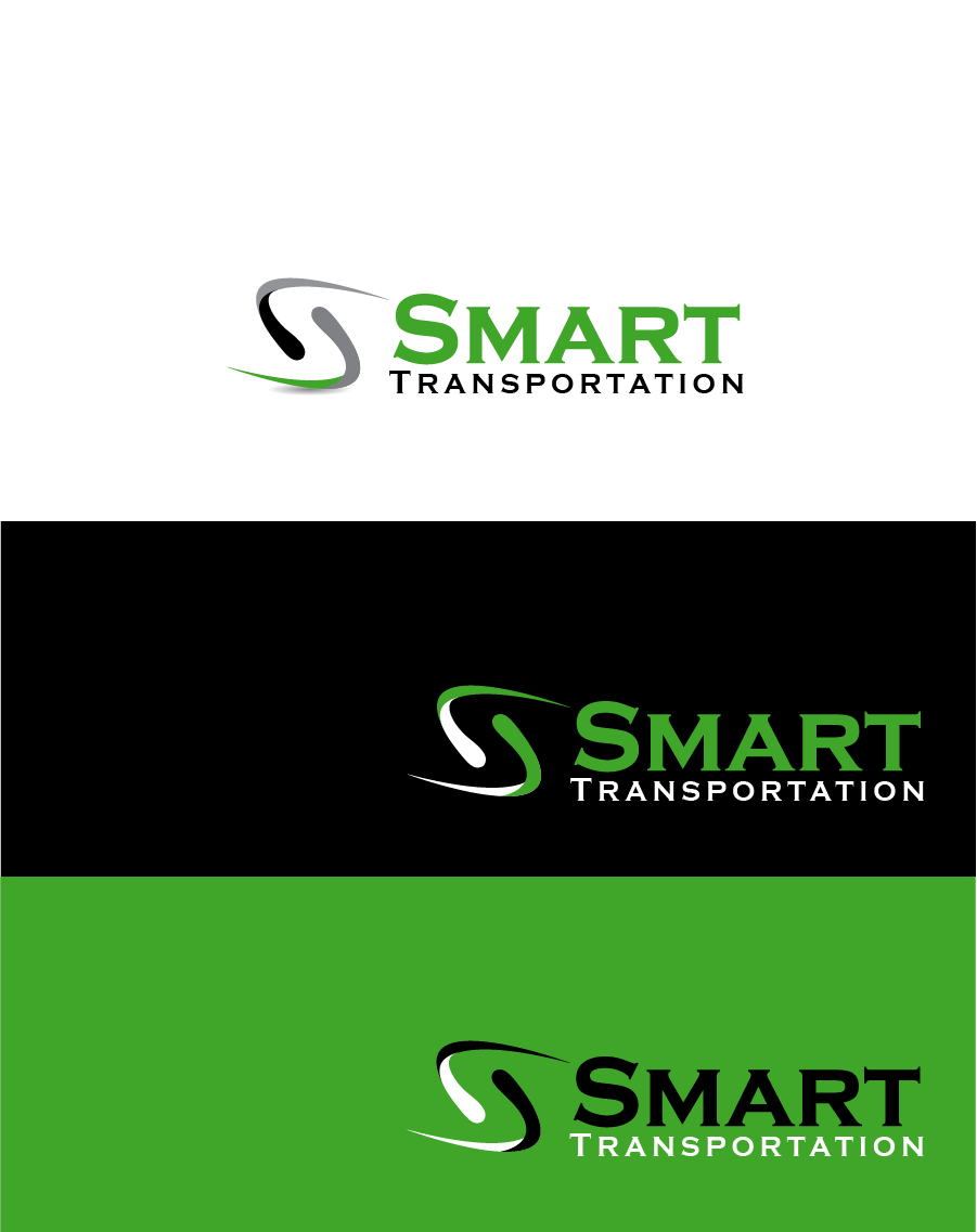 Logo Design by Private User - Entry No. 181 in the Logo Design Contest Imaginative Logo Design for Smart Transportation.