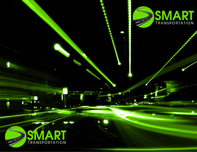 Logo Design by Private User - Entry No. 186 in the Logo Design Contest Imaginative Logo Design for Smart Transportation.