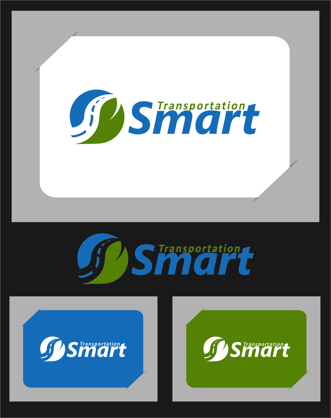 Logo Design by Ngepet_art - Entry No. 187 in the Logo Design Contest Imaginative Logo Design for Smart Transportation.