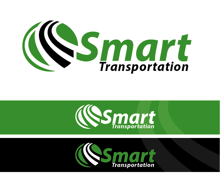 Logo Design by VENTSISLAV KOVACHEV - Entry No. 190 in the Logo Design Contest Imaginative Logo Design for Smart Transportation.