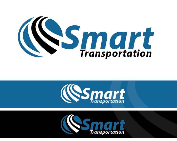 Logo Design by VENTSISLAV KOVACHEV - Entry No. 191 in the Logo Design Contest Imaginative Logo Design for Smart Transportation.