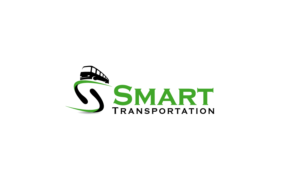 Logo Design by Private User - Entry No. 194 in the Logo Design Contest Imaginative Logo Design for Smart Transportation.