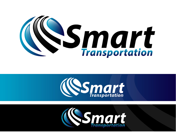 Logo Design by VENTSISLAV KOVACHEV - Entry No. 197 in the Logo Design Contest Imaginative Logo Design for Smart Transportation.