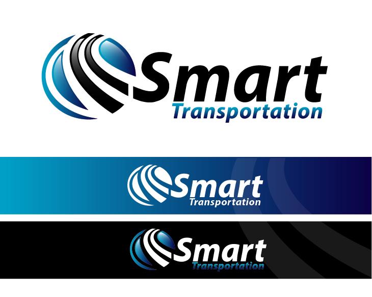 Logo Design by VENTSISLAV KOVACHEV - Entry No. 197 in the Logo Design Contest Imaginative Logo Design for Smart Transportation.