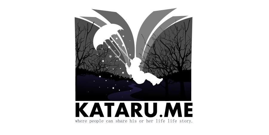 Logo Design by Private User - Entry No. 24 in the Logo Design Contest Inspiring Logo Design for KATARU.ME.