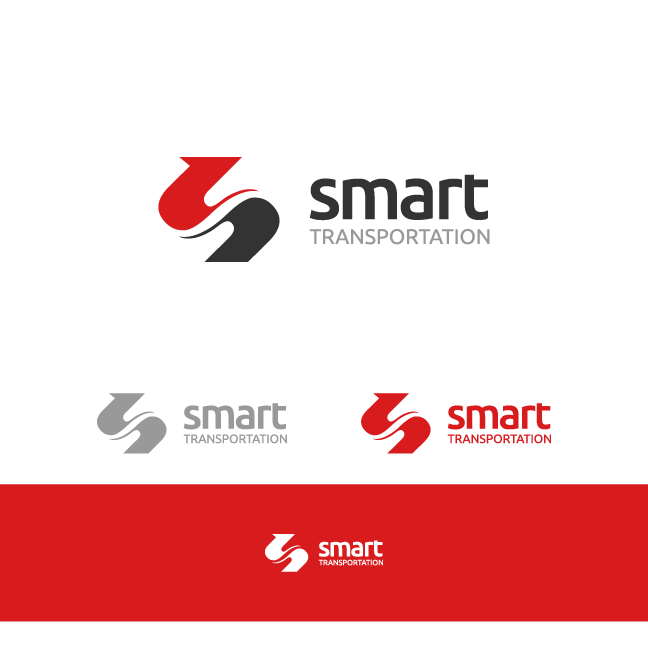 Logo Design by chinie05 - Entry No. 208 in the Logo Design Contest Imaginative Logo Design for Smart Transportation.