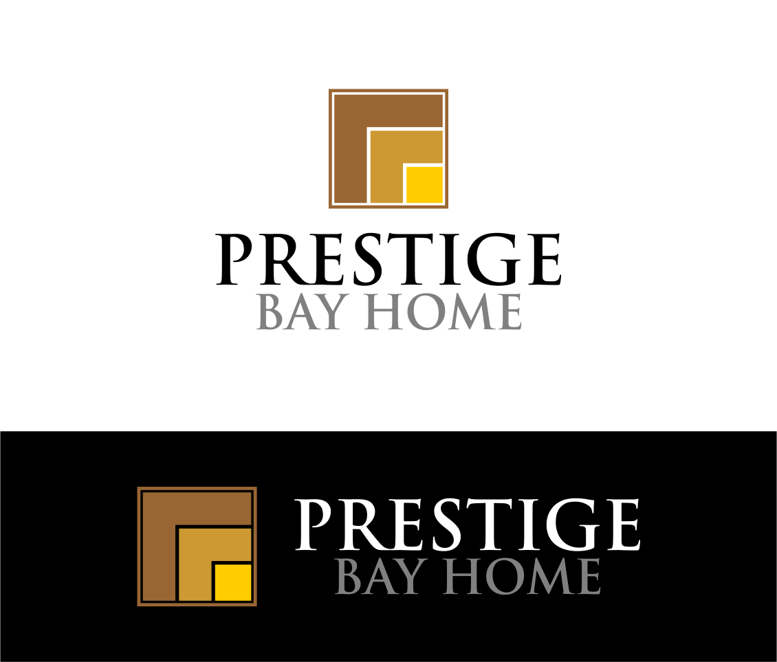 Logo Design by Agus Martoyo - Entry No. 174 in the Logo Design Contest Imaginative Logo Design for Prestige Bay Homes.