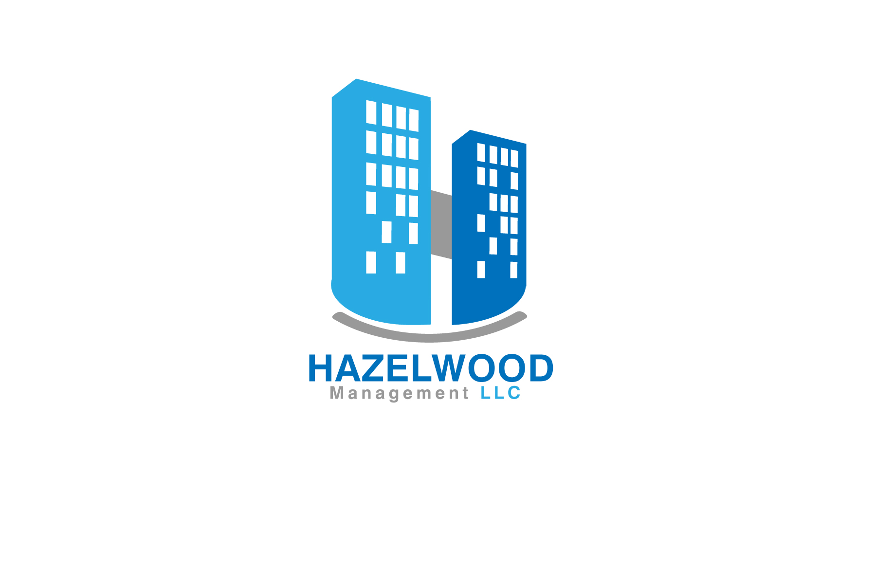 Logo Design by Jagdeep Singh - Entry No. 18 in the Logo Design Contest Hazelwood Management LLC Logo Design.