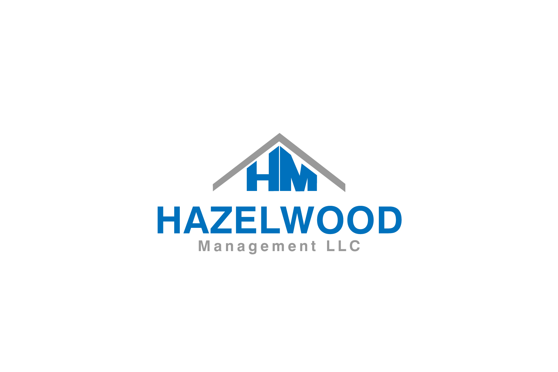 Logo Design by Jagdeep Singh - Entry No. 19 in the Logo Design Contest Hazelwood Management LLC Logo Design.