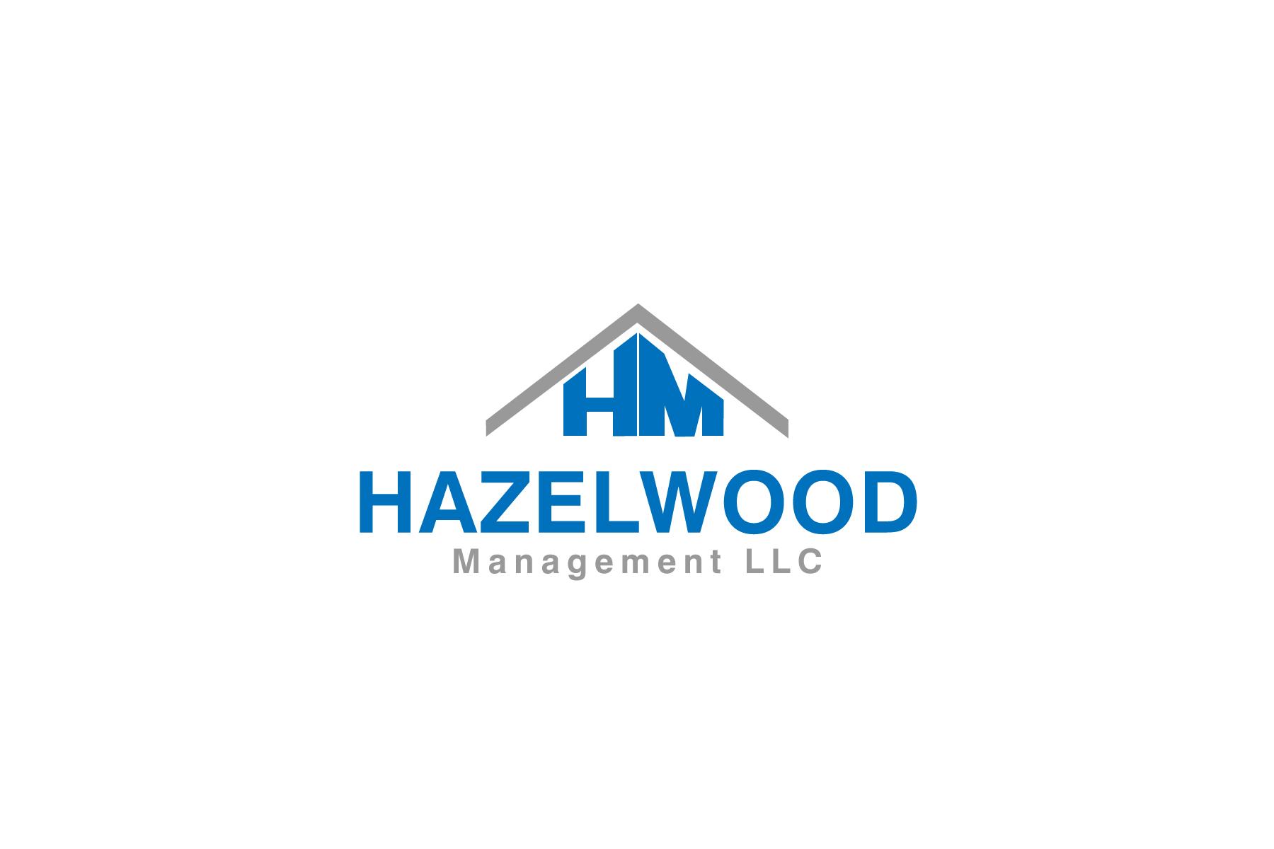 Logo Design by Jagdeep Singh - Entry No. 19 in the Logo Design Contest Hazelwood Management LLC Logo Design.