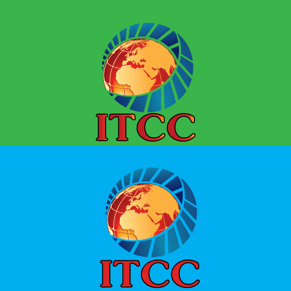 Logo Design by Private User - Entry No. 66 in the Logo Design Contest Inspiring Logo Design for ITCC.