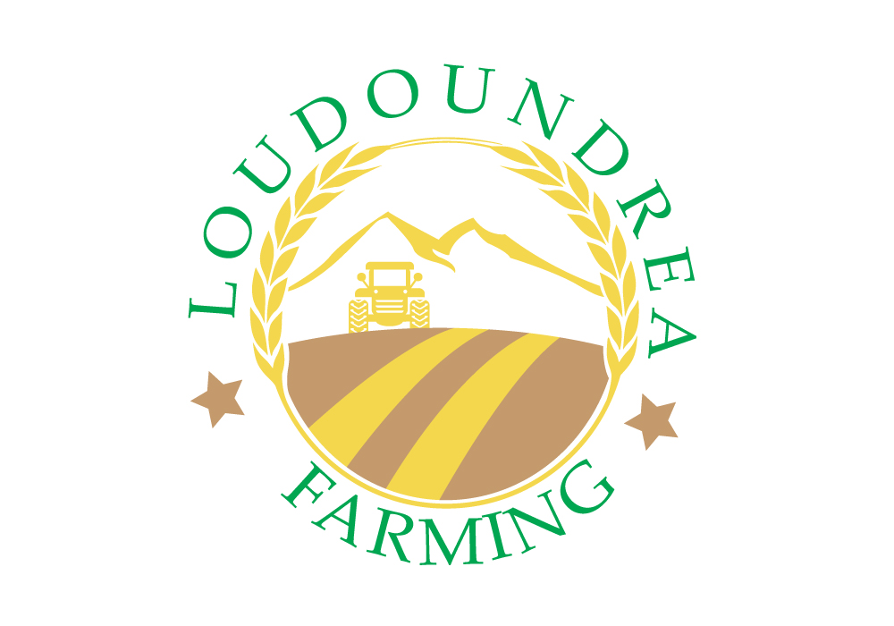 Logo Design by Amianan - Entry No. 76 in the Logo Design Contest Creative Logo Design for Loudounbrae Farming.