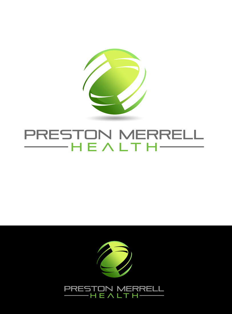 Logo Design by Private User - Entry No. 122 in the Logo Design Contest Creative Logo Design for Preston Merrell Health.