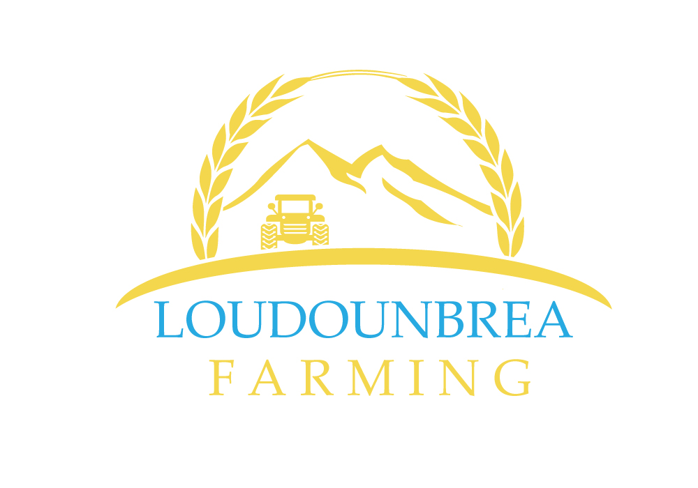 Logo Design by Amianan - Entry No. 77 in the Logo Design Contest Creative Logo Design for Loudounbrae Farming.