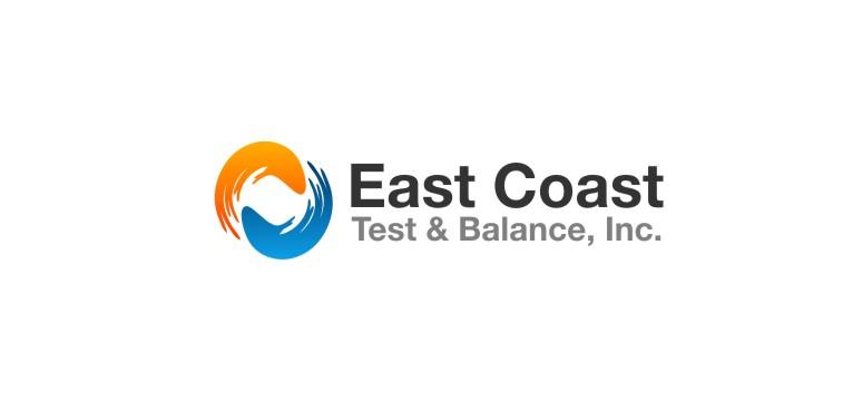 Logo Design by untung - Entry No. 17 in the Logo Design Contest Logo Design for East Coast Test & Balance, Inc. (ECTB).
