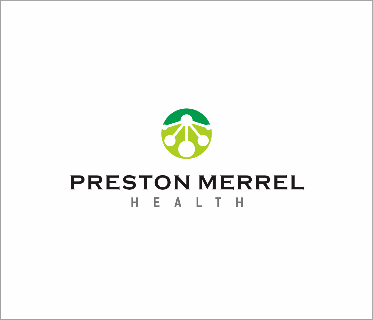 Logo Design by Armada Jamaluddin - Entry No. 124 in the Logo Design Contest Creative Logo Design for Preston Merrell Health.