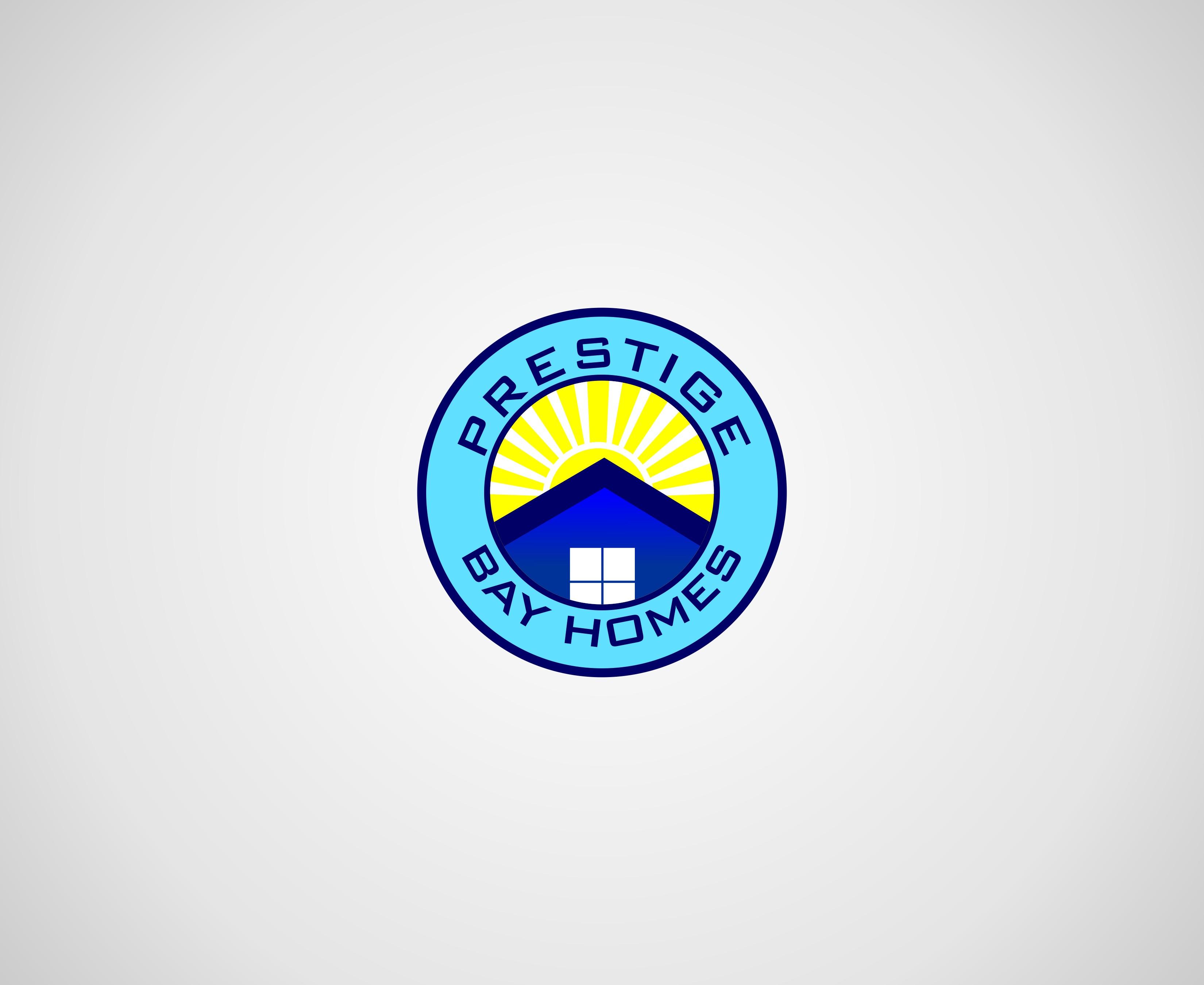 Logo Design by Mhon_Rose - Entry No. 176 in the Logo Design Contest Imaginative Logo Design for Prestige Bay Homes.