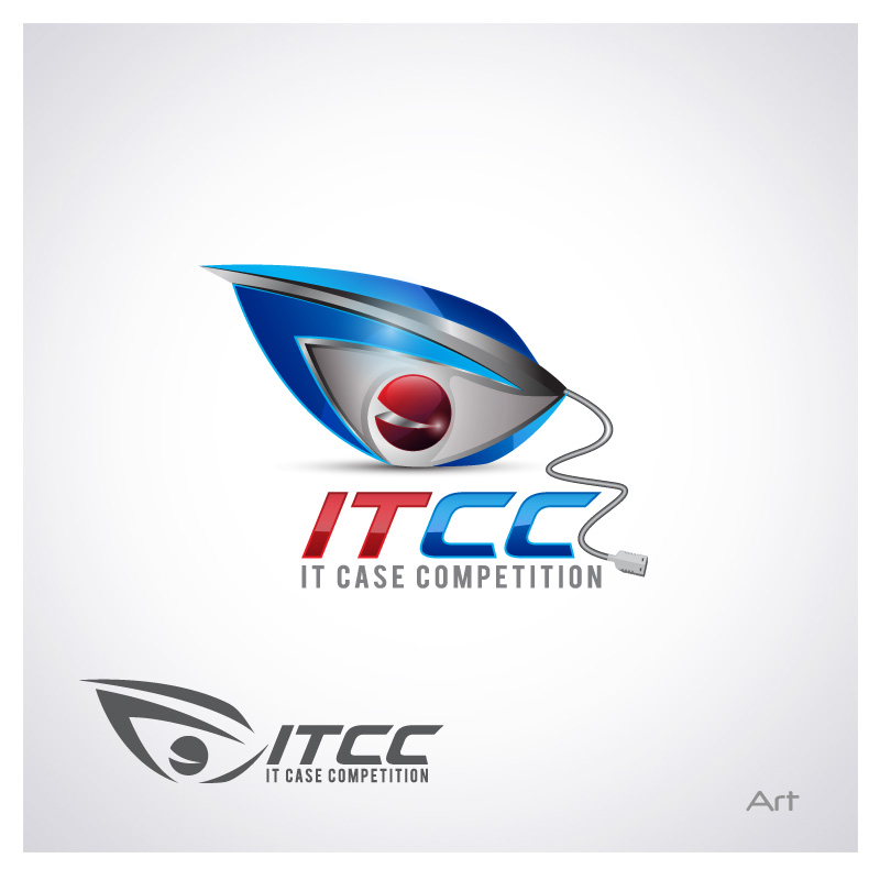 Logo Design by Puspita Wahyuni - Entry No. 69 in the Logo Design Contest Inspiring Logo Design for ITCC.