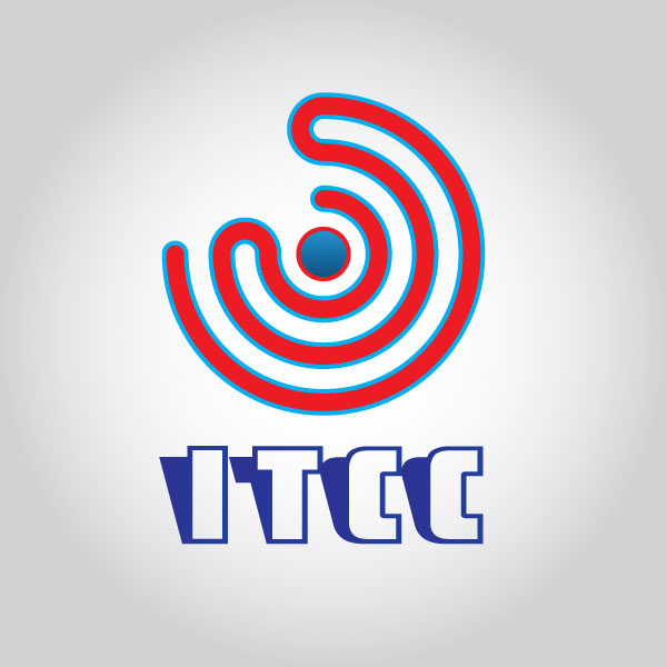 Logo Design by Private User - Entry No. 71 in the Logo Design Contest Inspiring Logo Design for ITCC.