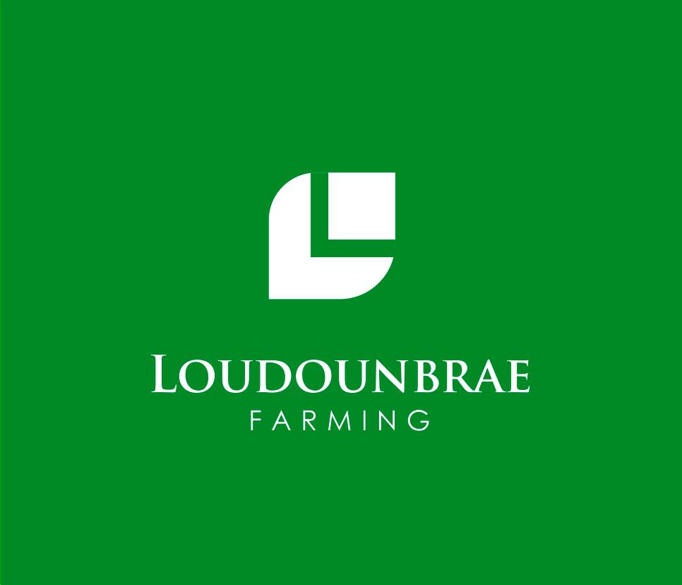 Logo Design by Armada Jamaluddin - Entry No. 93 in the Logo Design Contest Creative Logo Design for Loudounbrae Farming.