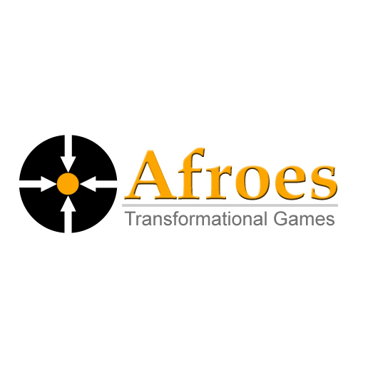 Logo Design by faithman - Entry No. 41 in the Logo Design Contest Afroes Transformational Games.