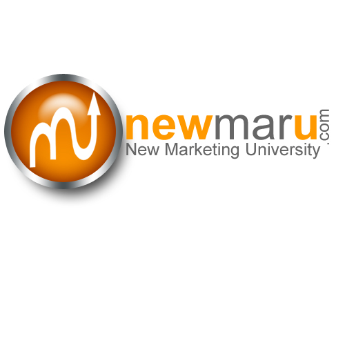 Logo Design by not-interested - Entry No. 140 in the Logo Design Contest NewMarU.com (New Marketing University).