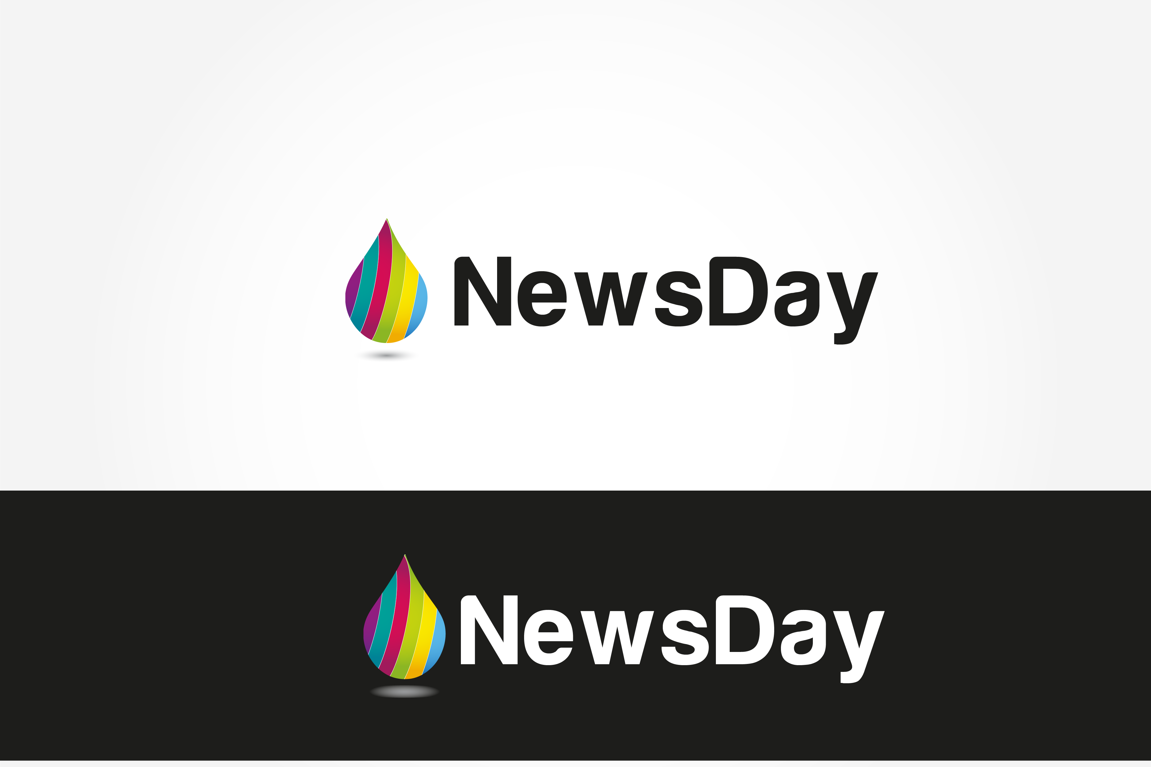 Logo Design by Private User - Entry No. 3 in the Logo Design Contest Artistic Logo Design for Newsday.