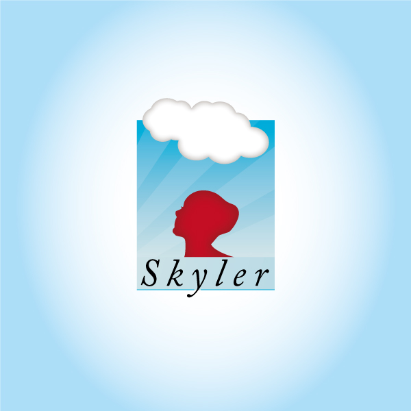 Logo Design by dottDesign - Entry No. 168 in the Logo Design Contest Skyler Clothing Logo.
