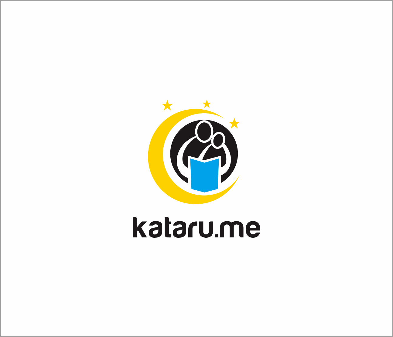 Logo Design by Armada Jamaluddin - Entry No. 43 in the Logo Design Contest Inspiring Logo Design for KATARU.ME.