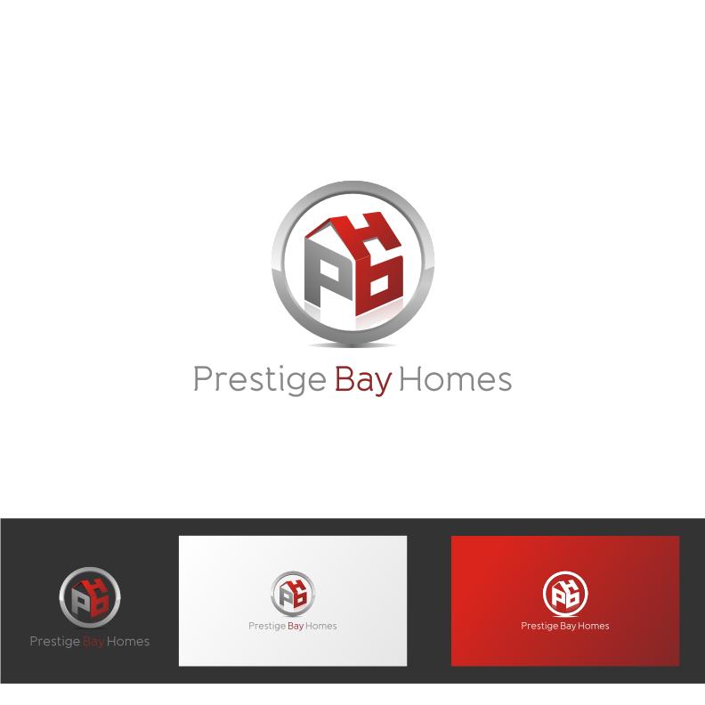 Logo Design by Muhammad Nasrul chasib - Entry No. 177 in the Logo Design Contest Imaginative Logo Design for Prestige Bay Homes.