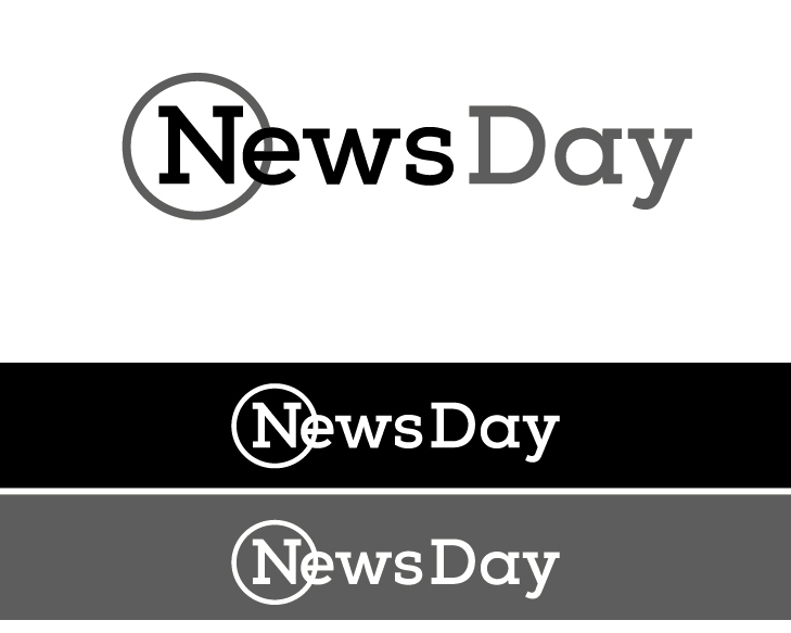 Logo Design by VENTSISLAV KOVACHEV - Entry No. 9 in the Logo Design Contest Artistic Logo Design for Newsday.