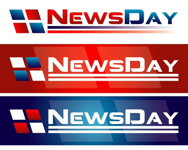 Logo Design by VENTSISLAV KOVACHEV - Entry No. 14 in the Logo Design Contest Artistic Logo Design for Newsday.